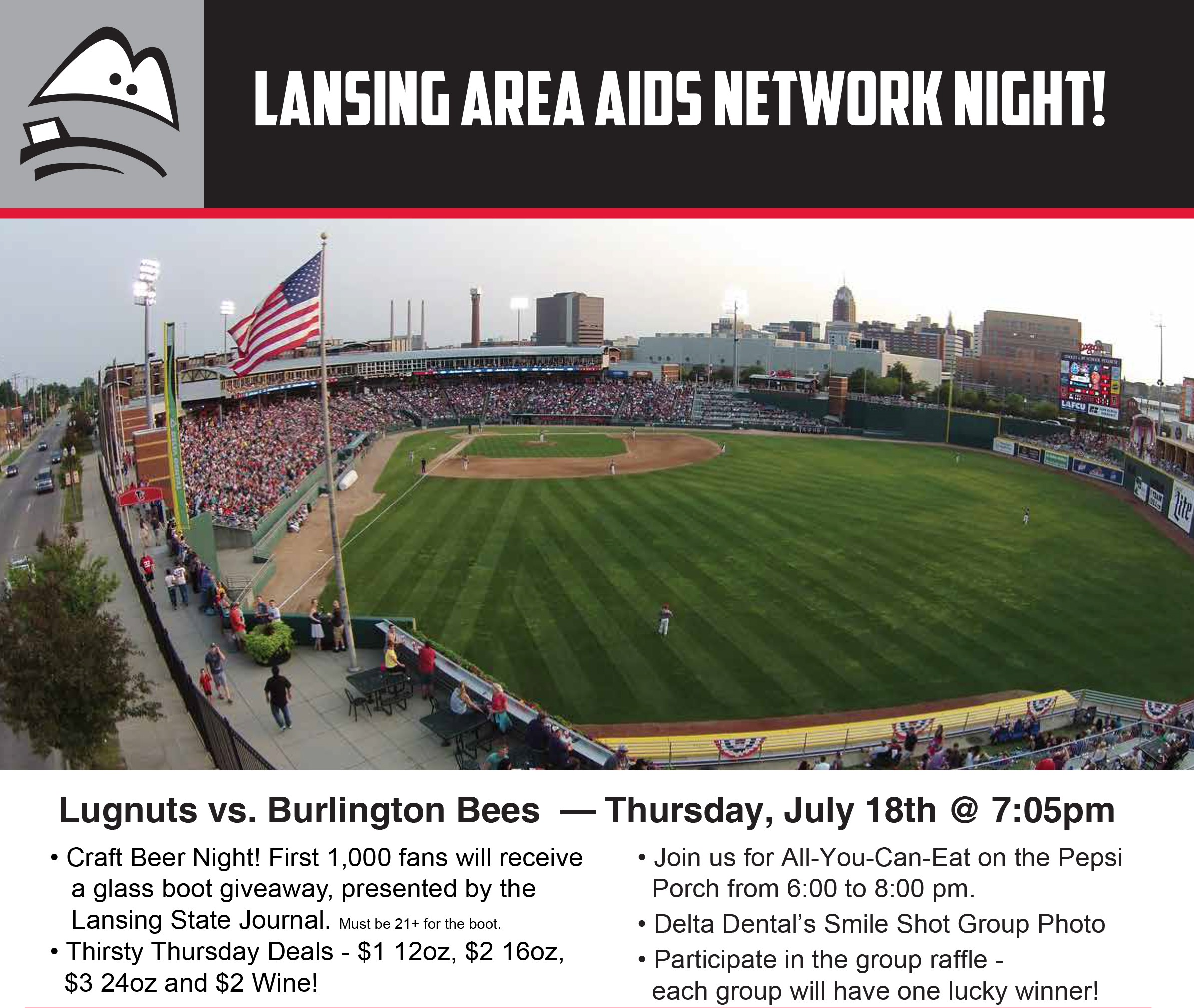 Lansing Area Aids Network 5-23-19